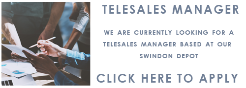 Telesales Manager advert