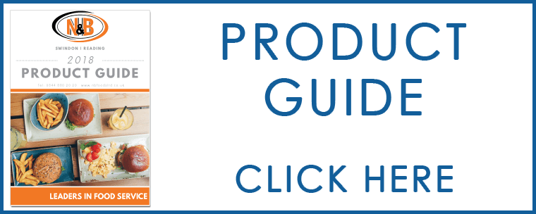 N & B Foods 2018 product_guide