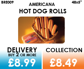 Americana Hot Dog Buns