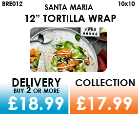 Large Tortilla Wrap