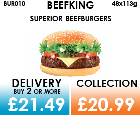 beefking superior burgers