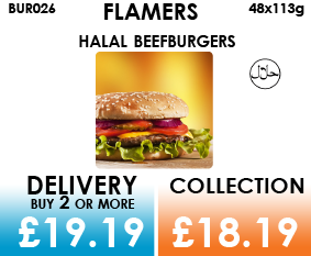 Flamers Burger