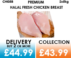Cresswell Farm Fresh Chicken Breast