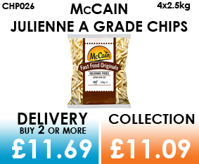 Mccain Julienne Chips