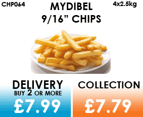 Mydibel Chips