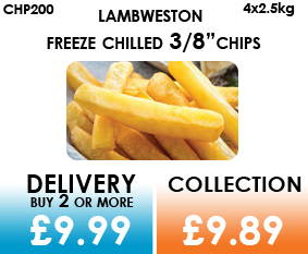Lamb Weston Freeze Chilled