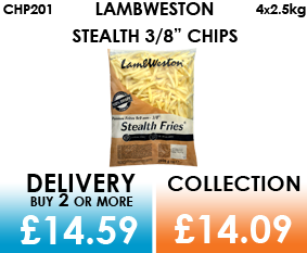 Lamb Weston Stealth Fries