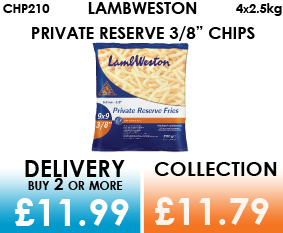 Lamb Weston Private Reserve Chips