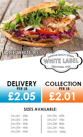 white label doner