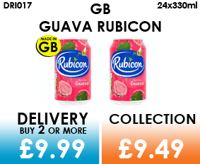 GB rubicon Guava