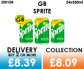 Gb Sprite cans