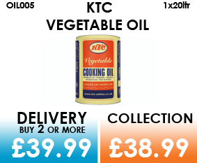 ktc drum vegetable oil