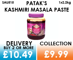 pataks kashmiri curry paste