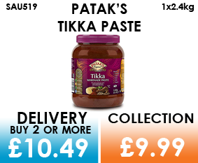pataks tikka curry paste