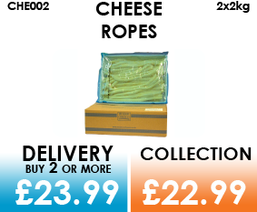 cheese ropes