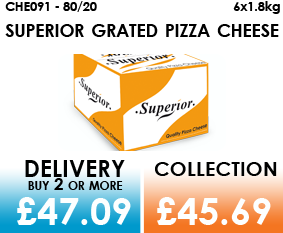 Superior Pizza Cheese