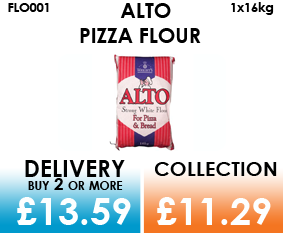 Alto pizza flour