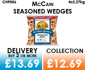 McCain Seasoned Wedges