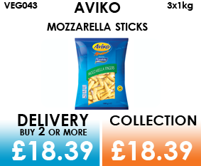 Aviko Mozzarella sticks