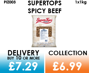 supertops spicy beef