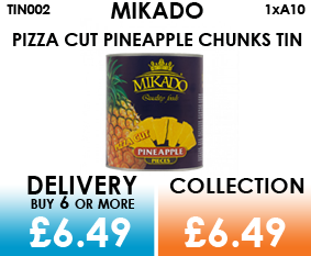 mikado pizza chunks