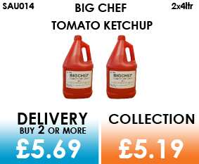 Big Chef Tomato Ketchup