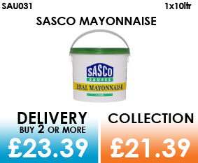 Sasco Mayonnaise