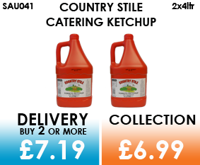Country Stile Ketchup