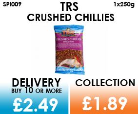 trs crushed chilli